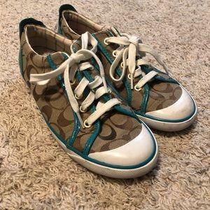 Authentic Coach Barrett Sneaker 8.5